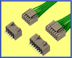 SMD Connector (2.54mm Pitch)